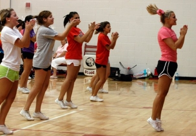 Basketball Cheer Clinics